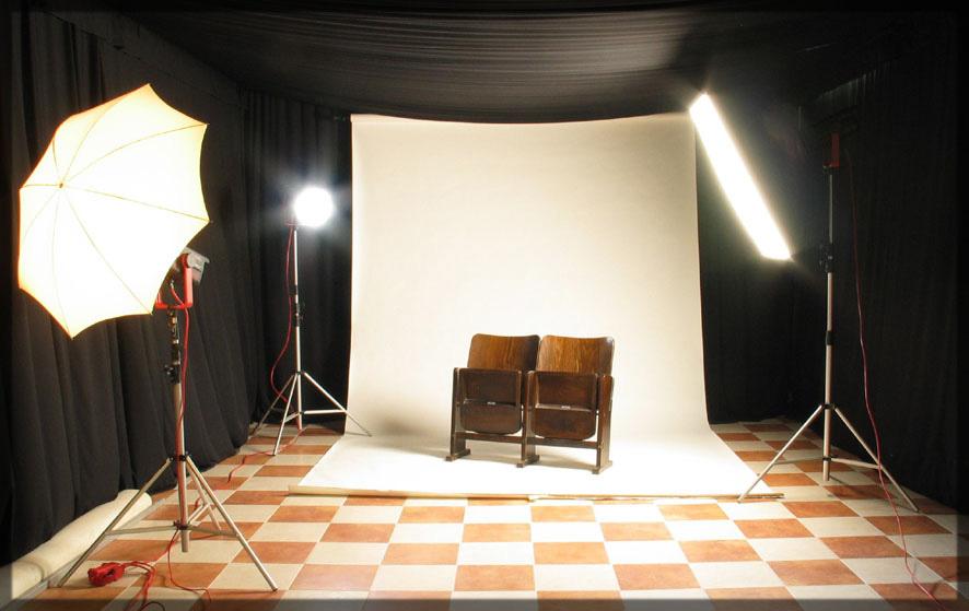 Fotostudio Hintergrund 3x6m